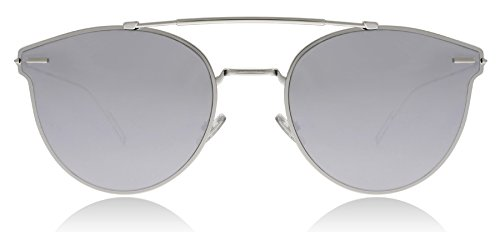 Dior Homme Pressure 010 Palladium Pressure Round Sunglasses Lens Category 3 - Sunglasses Homme Dior