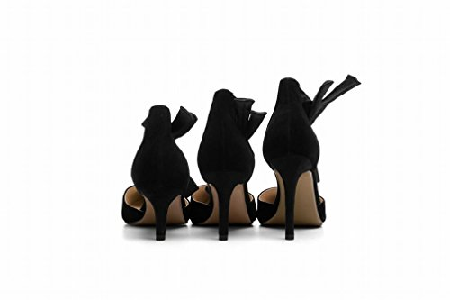 Zapatos de Tacón Alto con Elegantes Zapatos de Diosa Sex UN