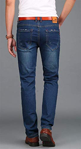 Comodo Battercake Da Pantaloni Uomo Gamba Skinny Dritta Jeans Tasca Black1 Basic Stretch Con Plain qHqBw7rP