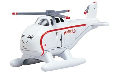 Learning Curve Brands Take Along Thomas and Friends - Harold Vehicle by Learning (Harold Vehicle)