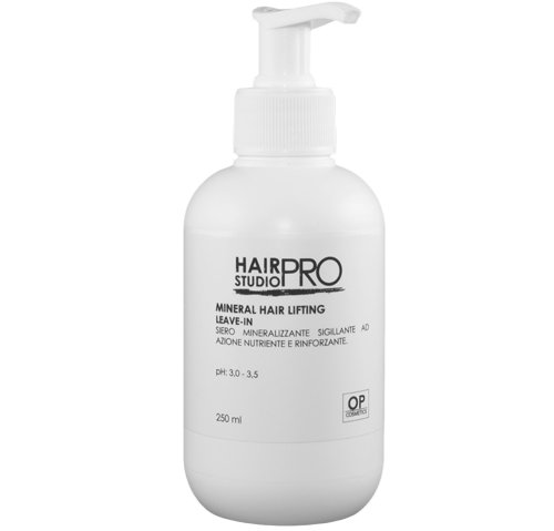 HAIR STUDIO PRO MINERAL HAIR LIFTING-SIERO MINERALIZZANTE-250 ML OP COSMETICS