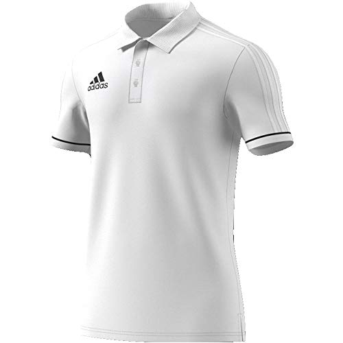 uomo bianca Adidas 17 Tiro nera Polo da fw07gq