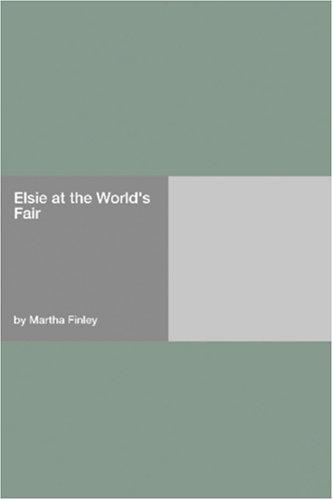 Download Elsie at the World's Fair pdf
