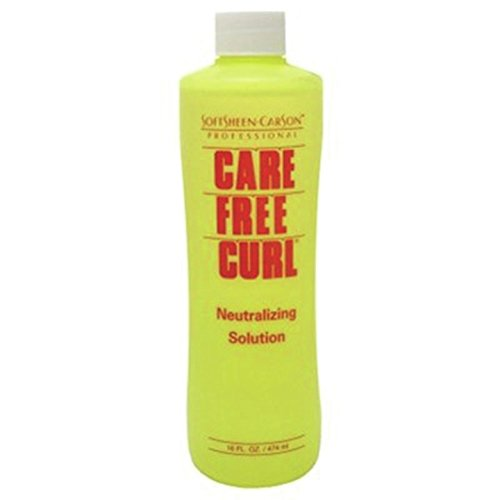Softsheen Carson Care Free Curl Neutralizing Solution -