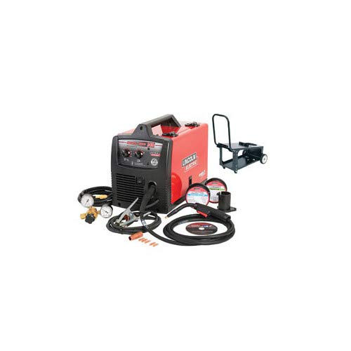 Lincoln Electric Easy-MIG 140 Welder with Cart K4085-1
