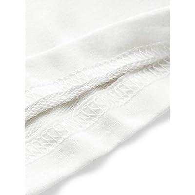 SweatyRocks Women's Crop Top Letter Printed Sweatshirt Hoodie at Women's Clothing store