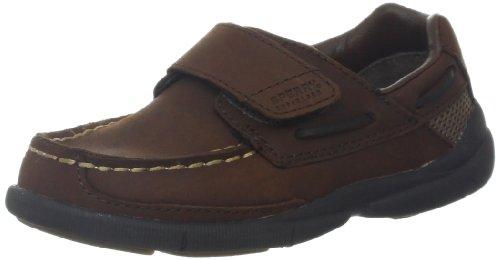 Sperry Charter Hook & Loop Boat Shoe (Toddler/Little Kid/Big Kid)