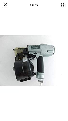 Hitachi NV65AH2 Coil Siding Nailer, 1-1/2 inch to 2-1/2 inch #NV65AH2