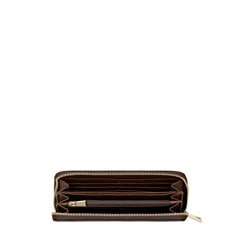 Around Brown Woman Wallet Babylon Furla Zip qWnp6tS0