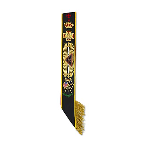 - 32nd Degree Scottish Rite Masonic Sash