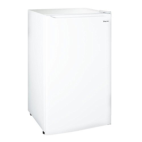 Used, Magic Chef 3.5 cu. ft. Mini Refrigerator in White for sale  Delivered anywhere in USA