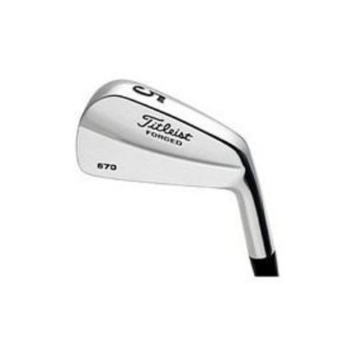 Titleist 670 Forged Iron Set 4-PW True Temper Dynamic Gold S300 Steel...
