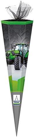 70cm Deutz Traktor eckig Schult/üte Zuckert/üte