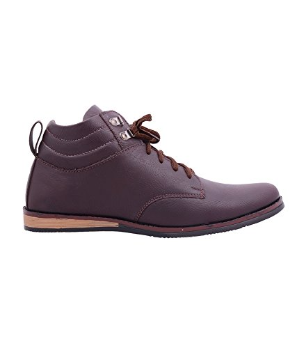 new authentic best biggest discount Buy Stylish A Mens Casual Brown Colour Shoes at Amazon.in