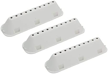 3 x compatibile INDESIT LAVATRICE Drum Paddle Lifter 12 FORI