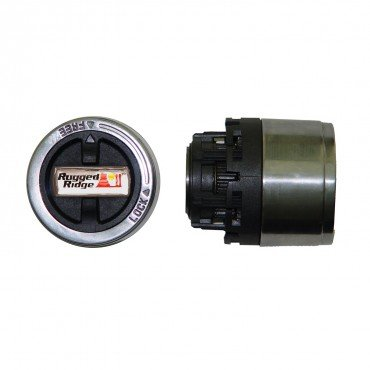 Rugged 15001.70 27 Spline Internal Mount Manual Locking Hub