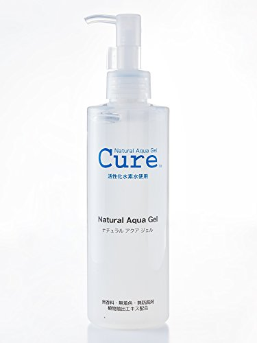 Cure Natural Aqua Gel, 250 ml by NATURAL AQUA GEL CURE