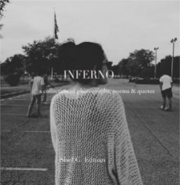 Read Online INFERNO a collection of photographs, poems & quotes PDF