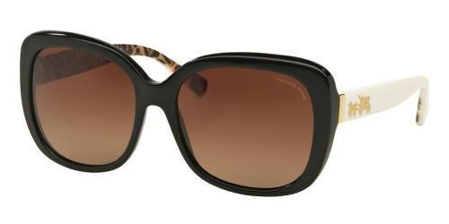Coach Women HC8158 Sunglasses 58mm