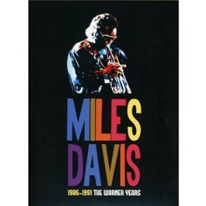 Miles Davis - Jazz Cd, 1986-1991 The Warner Years [deluxe Edition][box Set][5cd][002kr] - Zortam Music