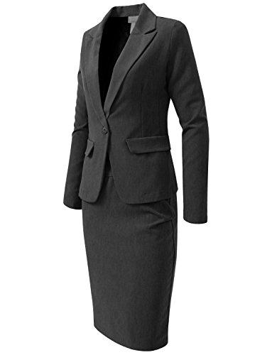 NE PEOPLE Women's Various Styles Offcie Suit Set
