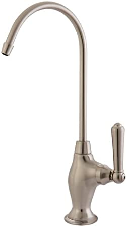 Kingston Brass Magellan Design 1 4 Turn Water Filter Faucet Oil Rubbed Bronze