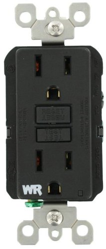 Leviton WR599 E SmartLock Weather Resistant Receptacle