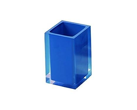 Vaso Rainbow Azul Gedy RA980500300