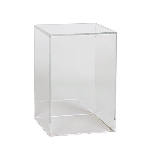 Museum Case - Choice Acrylic Displays Acrylic Box Case | 5 Sided Display Box | Museum Box Case | Acrylic Cube 12