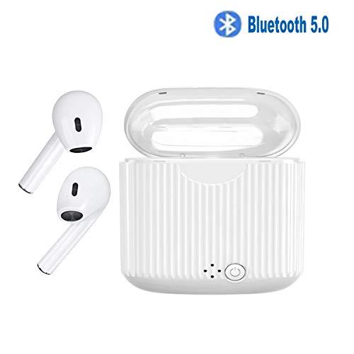ENYOUW Wireless Earbuds Bluetooth Headphones Stereo 5.0 Earphone Cordless Sport Headsets Bluetooth in-Ear Earphones