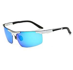 Polaris outdoor polarized sunglasses men's color sunglasses riding glasses
