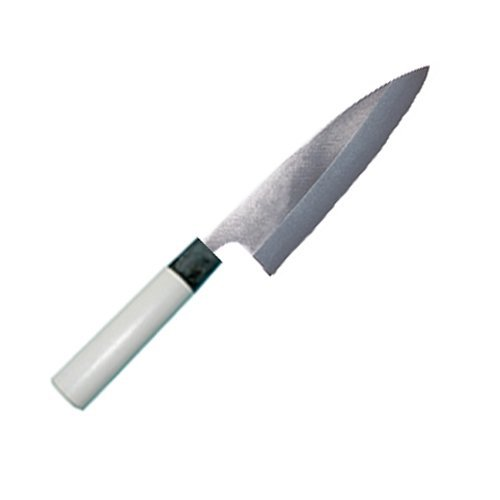 Deba Knife white steel No. 1 165 mm