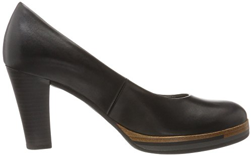 Gabor Women's Fashion Courts, Brown Black (Schwarz 20)
