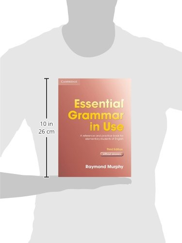 Essential Grammar in Use 3rd without answers: A Self-study ...