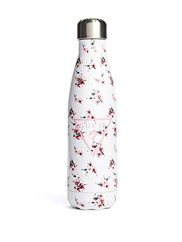 GUESS Factory Women's Floral Logo Water Bottle