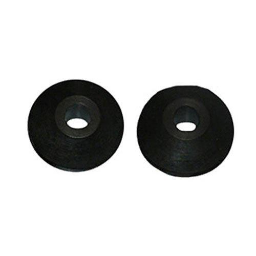 LARSEN SUPPLY 02-1078P 2 Pack 3//8 Bev Faucet Washer Standard Plumbing Supply