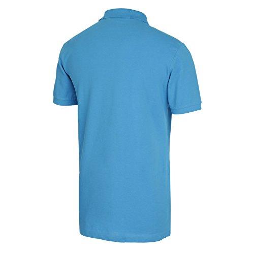 Diadora Sport 102161005 - Polo para hombre Azzurro Diva