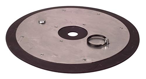 Alemite 337665 Follower Plate, Use with 35 lb Pail, Grease, and 9911 Series (RAM) Pumps, 1-1/8