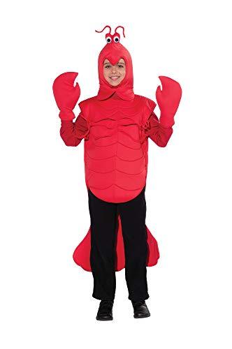 Forum Novelties Craw Daddy Mardi Gras Child Costume