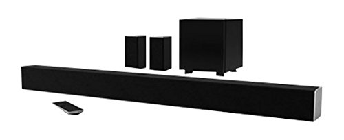 "VIZIO SB3851-D0 SmartCast38"" 5.1 Sound Bar System (2016 Model)"