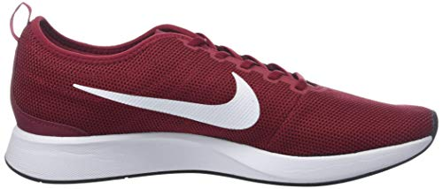 Dualtone Black Red White Crush Scarpe Racer Nike 605 Uomo Running Multicolore dzqd7B
