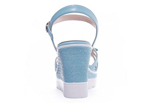 Moolecole - salón mujer Azul