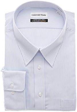[CHRISTIAN ORANI] レギュラーカラースタンダードワイシャツ【キング】 オールシーズン用 E1BL-31K