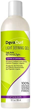 DevaCurl AnGEL Light Hold Defining Gel 355ml 12oz