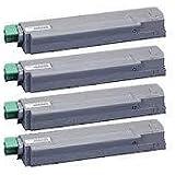 RICOH リコー SPトナー C740H (4色セット) 大容量【高品質 国内再生】 リサイクル 対応機種 : RICOH SP C740 SP C750 SP C751 出荷日より12ヶ月保証