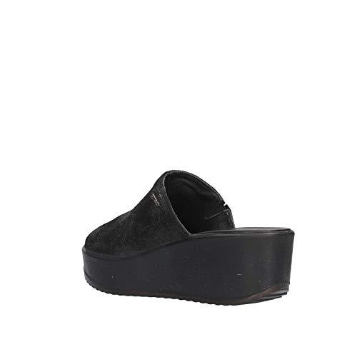 3173066 Pantofola Nera Co Igi donna txFOF6q0