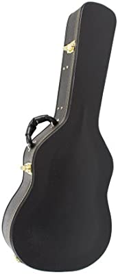 Woodbrass ARCHED TOP - Estuche para guitarra clásica: Amazon.es ...