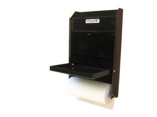 Pit Posse Jr Work Station Storage Cabinet (Black) by Pit Posse