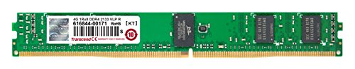 - Transcend 4GB DDR4 SDRAM Memory Module