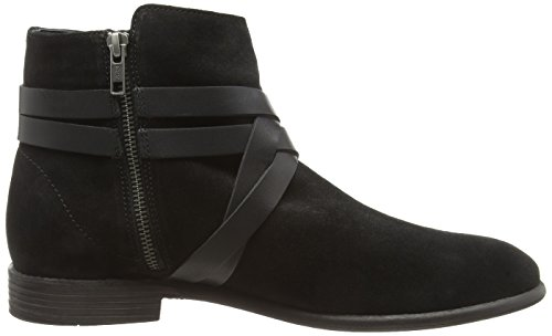 Hudson Women's Atlas Suede Ankle Boots Black (Black) genuine free shipping top quality E79MCwF7